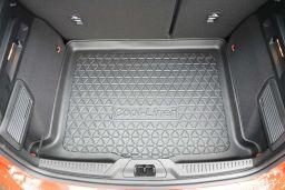 Original TFS Premium Kofferraumwanne Antirutsch Für Ford Focus IV MK4 ab 2018