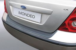 Ford Mondeo III 2000-2007 5-door hatchback rear bumper protector ABS (FOR9MOBP)