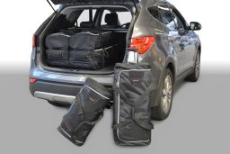 Hyundai Santa Fe (DM) 2012-heden Car-Bags set