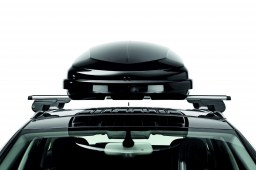 Hapro Traxer 6.6 Brilliant Black roof box (HAP25910)