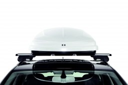 Hapro Traxer 6.6 Pure White roof box (HAP25912)