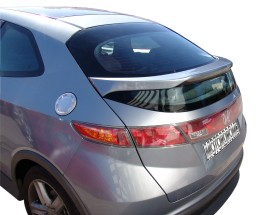 Honda Civic VIII 2005-2011 3d & 5d trunk spoiler Type-R-look (HON2CISU)