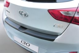 Hyundai i30 (GD) 2012-2016 5-door hatchback rear bumper protector ABS (HYU10I3BP)