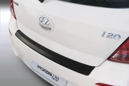 Hyundai i20 (PB) 2012-2014 3 & 5-door hatchback rear bumper protector ABS (HYU4I2BP)