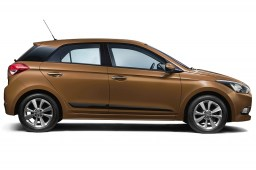 Hyundai i20 GB '14- 5d side protection set
