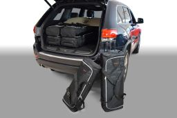 Jeep Grand Cherokee IV (WK2) 2010-heden Car-Bags set