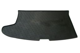 Jeep Compass (MK49) - Patriot (MK74) 2006-2017 Travall trunk mat anti-slip Rubbasol rubber (JEE1COTR) (1)