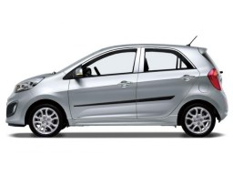 Kia Picanto TA '11- 5d side protection set
