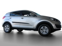 Kia Sportage SL '10- side protection set