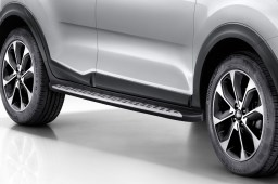 Kia Stnoic 2017- side steps (KIA1STSI)