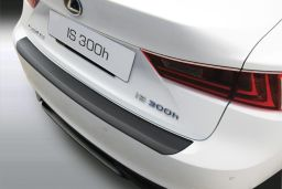 Lexus IS III (XE30) 2013-> 4-door saloon rear bumper protector ABS (LEX1ISBP)