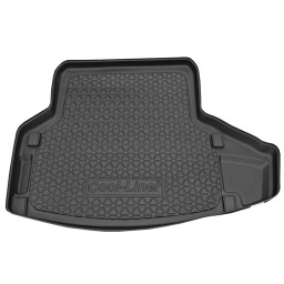 Lexus IS II (XE20) 2005-2013 4d trunk mat anti slip PE/TPE (LEX1ISTM)