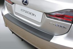 Lexus CT 200h 2014-> 5-door hatchback rear bumper protector ABS (LEX2CTBP)