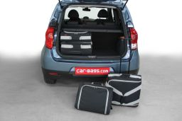 Mitsubishi Colt (Z30) facelift 2009-2013 5d Car-Bags set