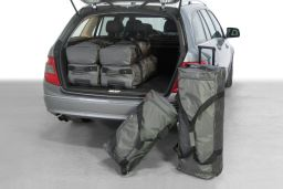 Mercedes-Benz C-Klasse estate (S204) 2007-2014 Car-Bags set