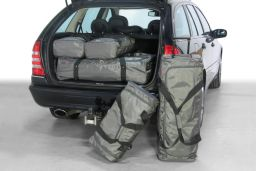 Mercedes-Benz C-Klasse estate (S203) 2001-2007 Car-Bags set