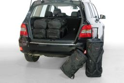 Mercedes-Benz GLK (X204) 2008-2015 Car-Bags set