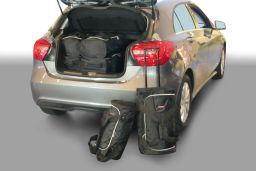 Mercedes-Benz A-Klasse (W176) 2012-heden 5d Car-Bags set