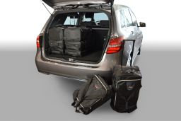Mercedes-Benz B-Klasse (W246) 2011-heden 5d Car-Bags set