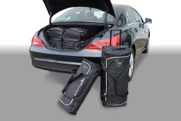 Mercedes-Benz CLA (C117) 2013-heden 4d coupé Car-Bags set