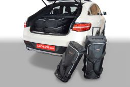 Mercedes-Benz GLE Coupé (C292) 2015-heden Car-Bags set