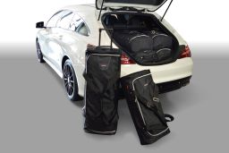 Mercedes-Benz CLA shooting brake (X117) 2015-heden Car-Bags set