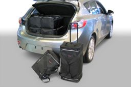 Mazda3 (BL) 2009-2013 5d Car-Bags set