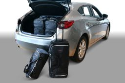 Mazda3 (BM) 2013-heden 5d Car-Bags set