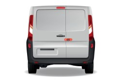 Matador oval lock rear doors (3)