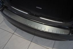 Rear bumper protector Mazda6 (GJ-GL) 2012-present wagon stainless steel (MAZ9M6BA) (1)