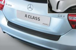 Mercedes-Benz A-Class (W176) 2013-present 5-door hatchback rear bumper protector ABS (MB10AKBP)