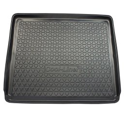 Mercedes-Benz E-Class estate (S211) 2002-2009 trunk mat anti slip PE/TPE (MB10EKTM)