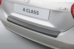 Mercedes-Benz A-Class (W176) 2015-present 5-door hatchback rear bumper protector ABS (MB11AKBP)