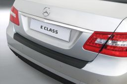 Mercedes-Benz E-Class (W212) 2009-2013 4-door saloon rear bumper protector ABS (MB11EKBP)