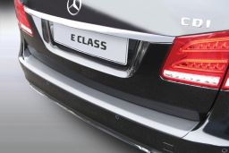 Mercedes-Benz E-Class estate (S212) 2013-2016 rear bumper protector ABS (MB13EKBP)