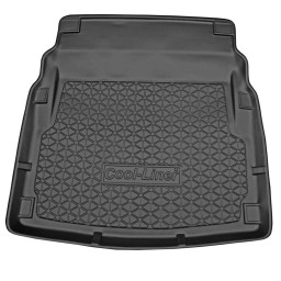 Mercedes-Benz E-Class (W212) 2009- 4d trunk mat anti slip PE/TPE (MB13EKTM)