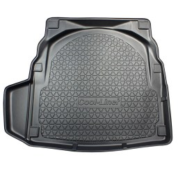 Mercedes-Benz E-Class (W212) 2009- 4d trunk mat anti slip PE/TPE (MB14EKTM)