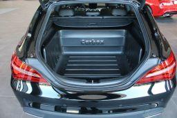 Kofferraumwanne für Mercedes CLA Shooting Brake X117 Kombi 5-Türer 2015