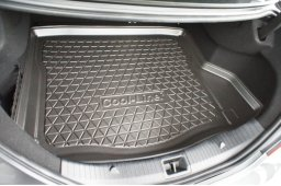 Mercedes-Benz CLA (C117) 2013- 4d coupé trunk mat anti slip PE/TPE (MB1CATM)