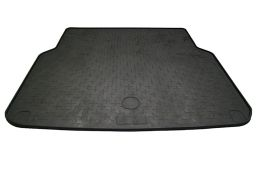 Mercedes-Benz C-Class estate (S204) 2007-2014 wagon Travall trunk mat anti-slip Rubbasol rubber (MB1CKTR) (1)