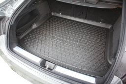 Mercedes-Benz GLC Coupé (C253) 2015- trunk mat  / kofferbakmat / Kofferraumwanne / tapis de coffre (MB2GCTM) (2)