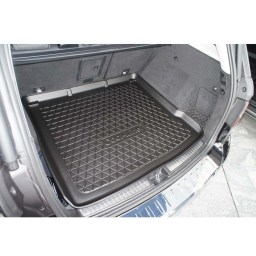 Mercedes-Benz GLE 2015- trunk mat anti slip PE/TPE (MB2GETM)