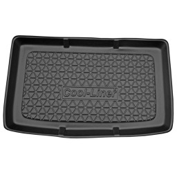 Mercedes-Benz A-Class (W169) 2004-2012 3d & 5d trunk mat anti slip PE/TPE (MB3AKTM)