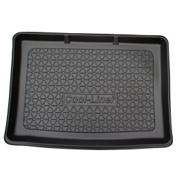 Mercedes-Benz B-Class (W246) 2011- 5d trunk mat anti slip PE/TPE (MB3BKTM)