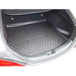 Mercedes-Benz CLA (C117) 2013- 4d coupé trunk mat anti slip PE/TPE (MB3CATM)