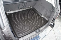 Mercedes-Benz ML / M-Class (W166) 2011- trunk mat anti slip PE/TPE (MB3MLTM)