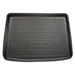 Mercedes-Benz B-Class (W246) 2011- 5d trunk mat anti slip PE/TPE (MB4BKTM)