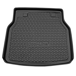 Mercedes-Benz C-Class estate (S203) 2001-2007 trunk mat anti slip PE/TPE (MB4CKTM)