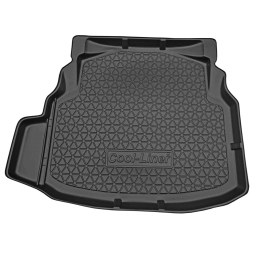 Mercedes-Benz C-Class (W204) 2007-2014 4d trunk mat anti slip PE/TPE (MB6CKTM)