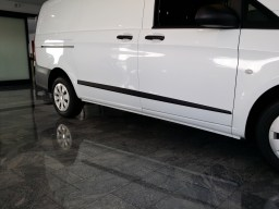 Mercedes-Benz Vito / V-Class (W447) 2014- side protection set (MB6VIBP)